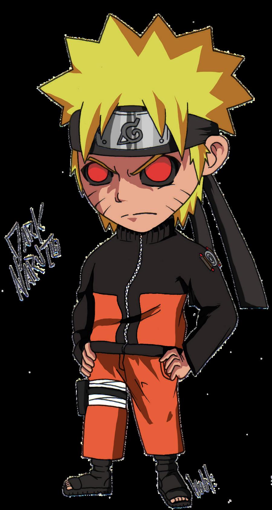 Dark naruto chibi by narutoxsakuralove on deviantart - Naruto chibi images ...