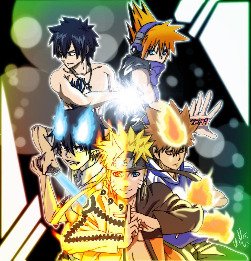 Simple Wallpaper Halloween Naruto - shounen_fighters_wallpaper_by_narutoxsakuralove-d5q8zqr  Picture_453150.jpg