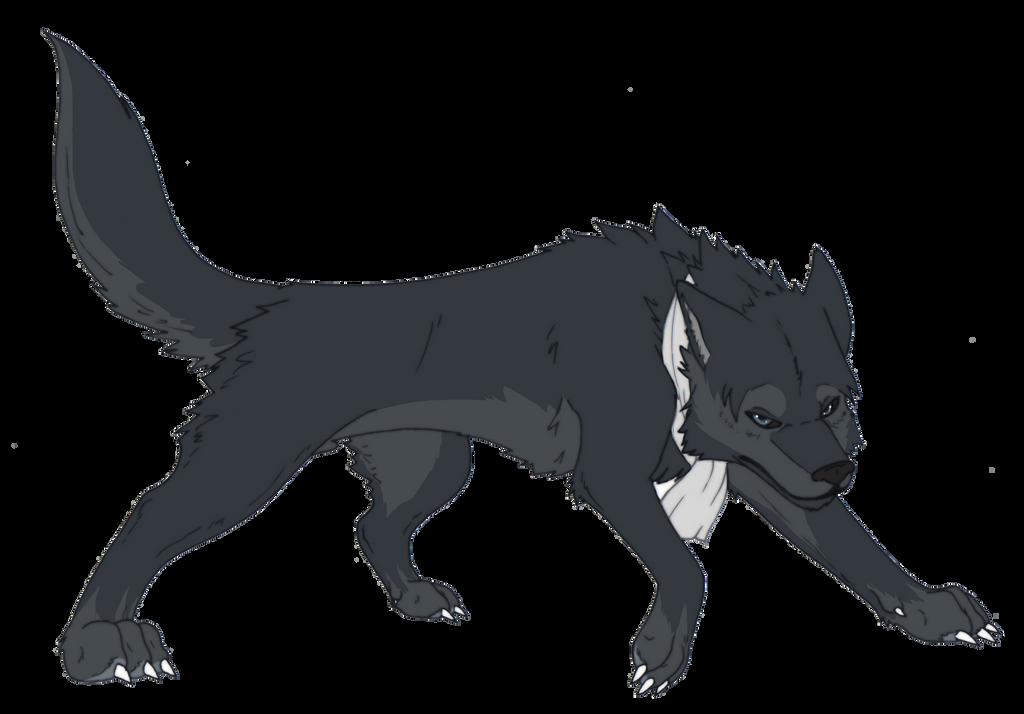 Levi Rivaille - SNK Wolf by NarutoXSakuraLOVE