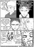 Our Secrets - NaruSaku Doujinshi - Page -  8
