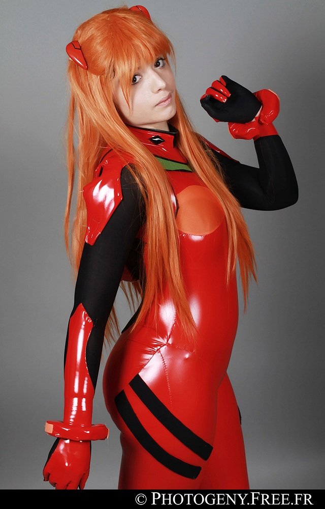 Asuka Soryu Langley (Plugsuit) by TwilightPrincess-B-H