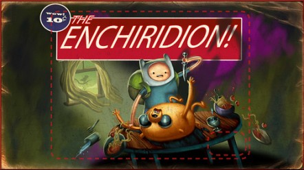 Enchiridion: Original by JermaineDivine
