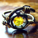 Full Steamed Steampunk Ring