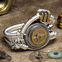 steampunk jewelry by CatherinetteRings