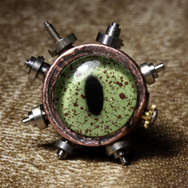 steampunk wallpaper eye - photo #26