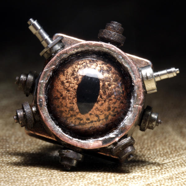 steampunk wallpaper eye - photo #23