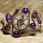 Steampunk Bracelet Gear 2