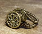 Steampunk Jewelry StarLight