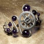 Steampunk Bracelet Y