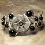 Steampunk Bracelet Z