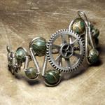 Steampunk Bracelet W