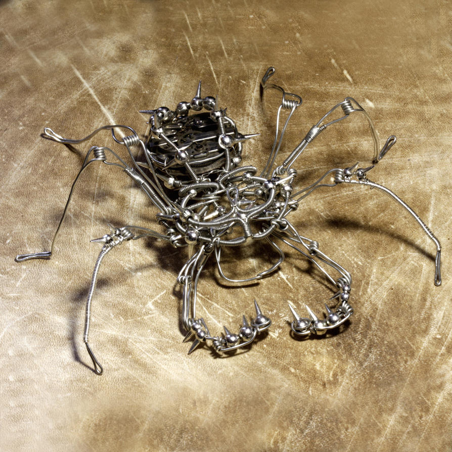 steampunk wire art for - photo #40