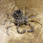 Steampunk Whip Scorpion