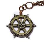 Steampunk Gear pendant
