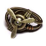 Airship Captain Steampunk Ring