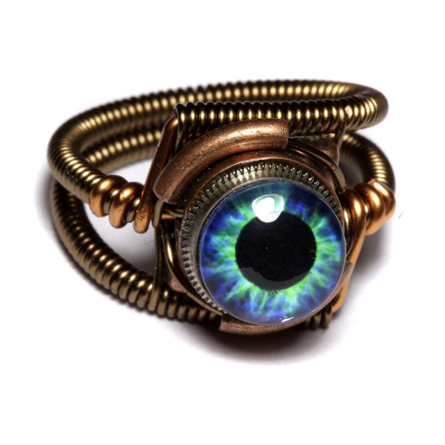 how to avoid ring in eyes
