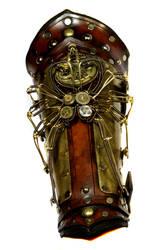 Steampunk Spider Bracer by TheWizardsVault