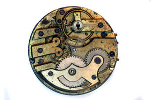 Steampunk Mechanical Antique Watch Movement