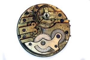 Steampunk Mechanical Antique Watch Movement