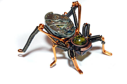 Steampunk Cricket