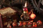 Robot Wizard Assistant - The Wizard's Vault by TheWizardsVault