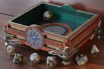 Zelda Dice Rolling Tray