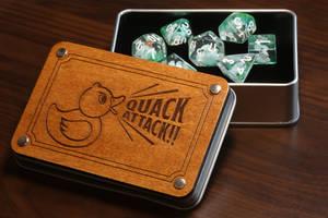 Quack Attack !!! Dice Box