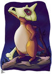 Cubone The lonely Pokemon