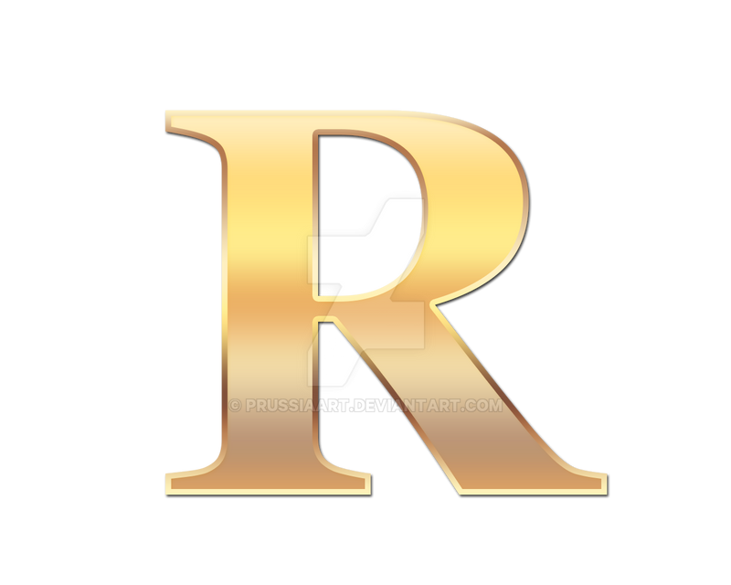letter r by sweetmysticnight on deviantart golden letter r by prussiaart on deviantart 144