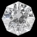 Diamond on a transparent background.