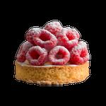 Raspberry berry cake.