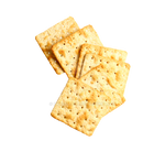 Cookies on a transparent background