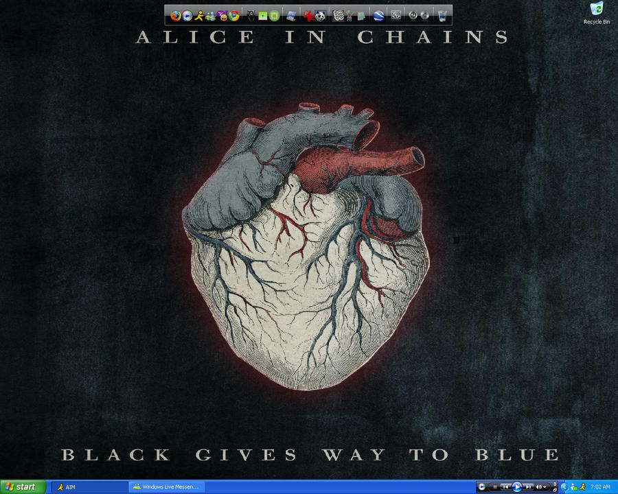 alice in chains wallpaper. MySpace Alice in Chains