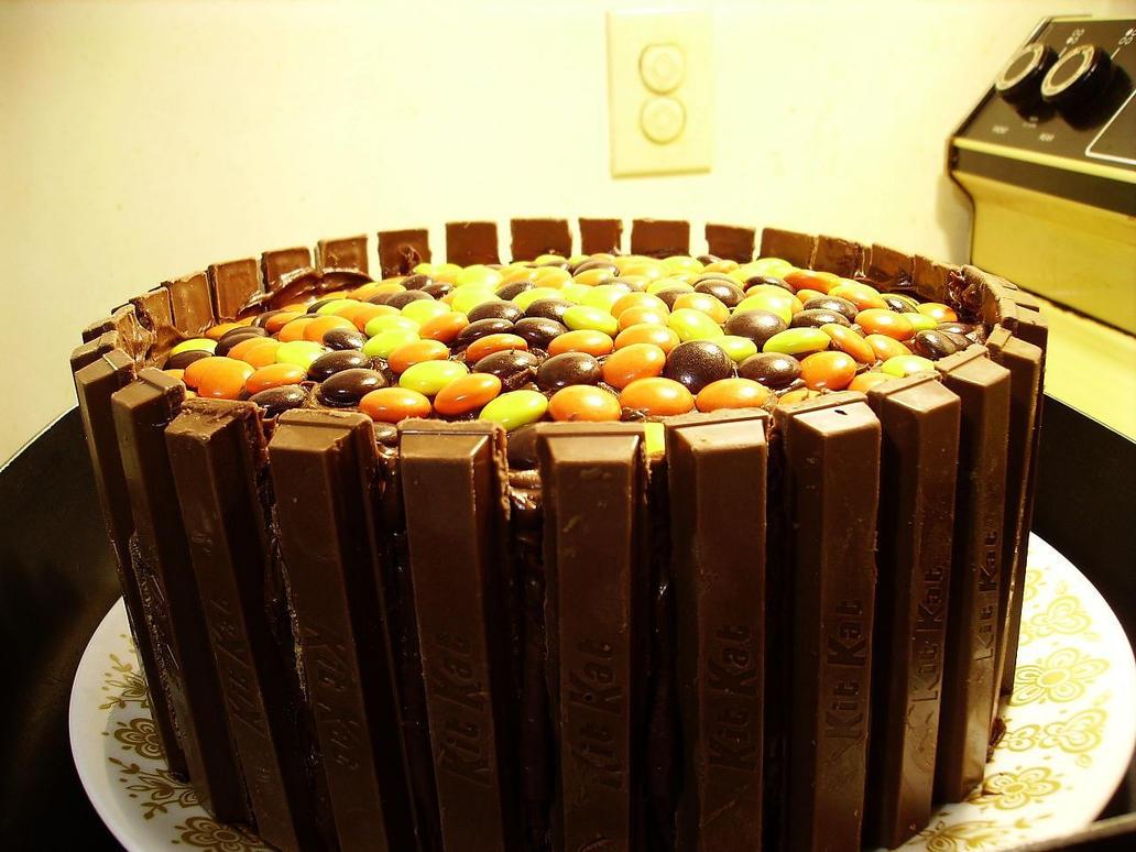 My 22nd Birthday Cake by Bnuldun