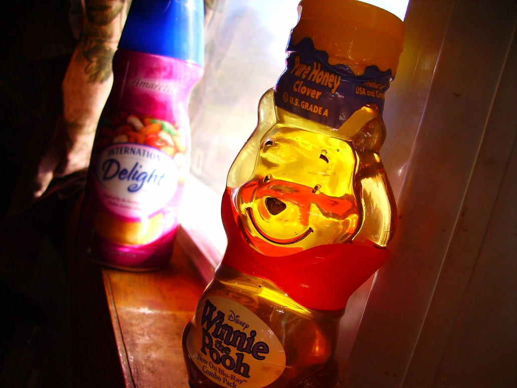 Amaretto and Honey by Bnuldun