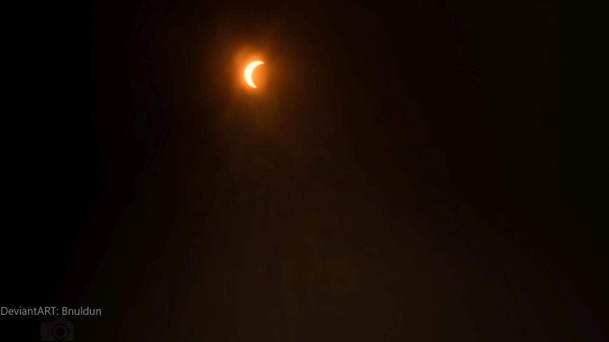 Solar Eclipse - August 21, 2017 by Bnuldun