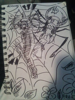 Eight Inktober -FRAIL-