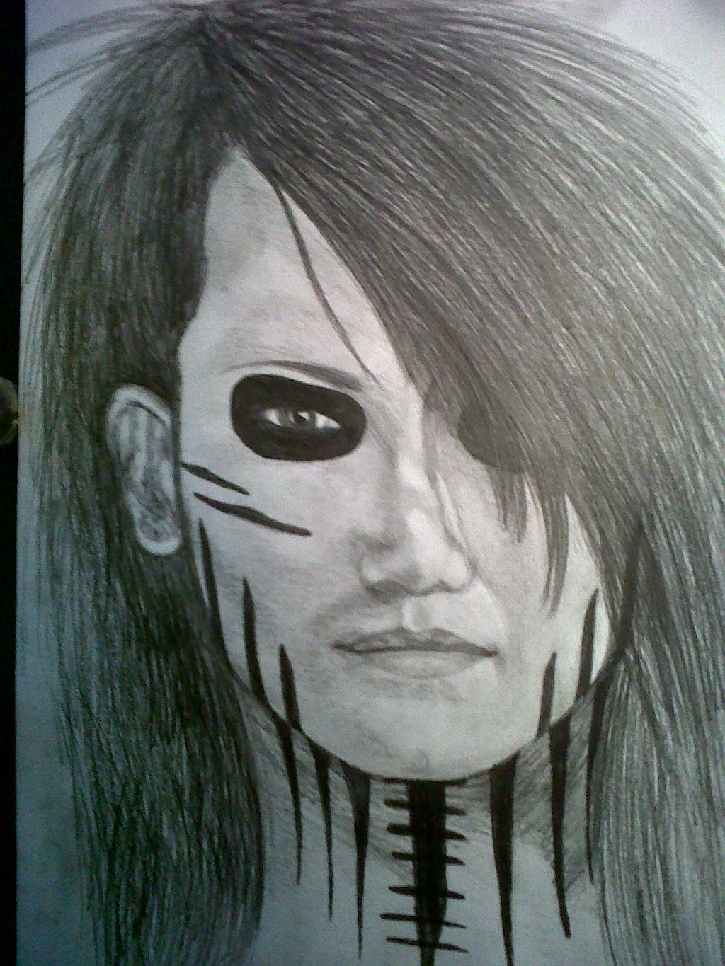 Ashley Purdy by SaraWorsnop on DeviantArt