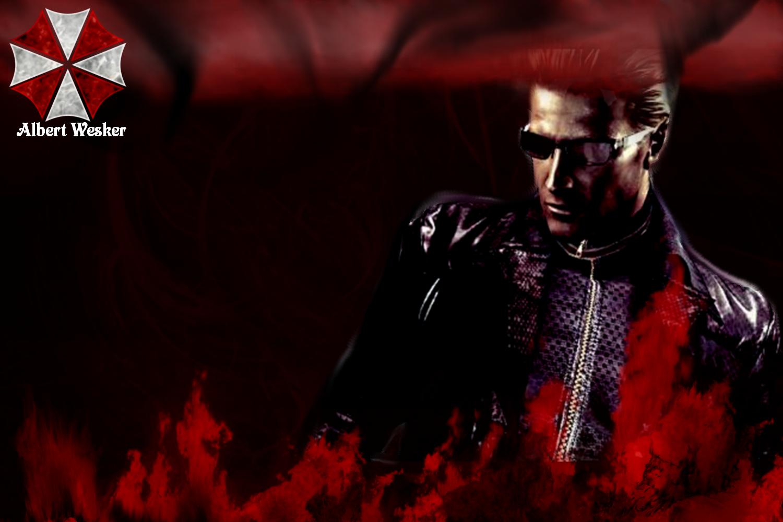 Midnight Wesker Wallpaper By Slavewolfy On Deviantart