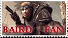 Baird Fan Stamp by SlaveWolfy
