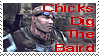 Dig The Baird Stamp by SlaveWolfy