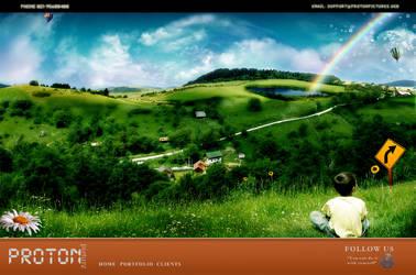Proton Photography Website