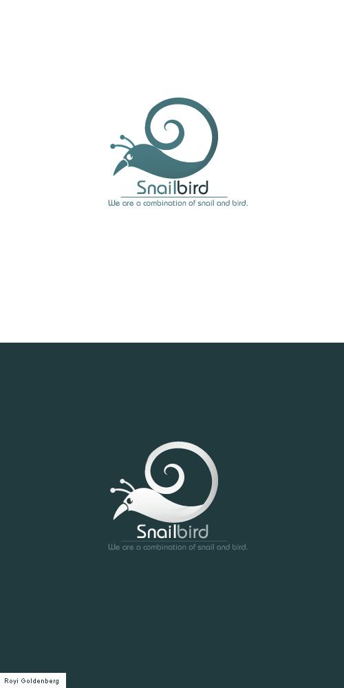 Snail-Bird Logo by RC-man-Design