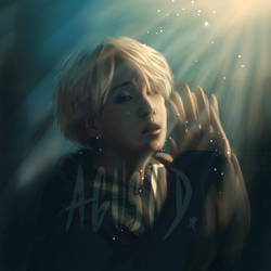 Agust D. by EightLee
