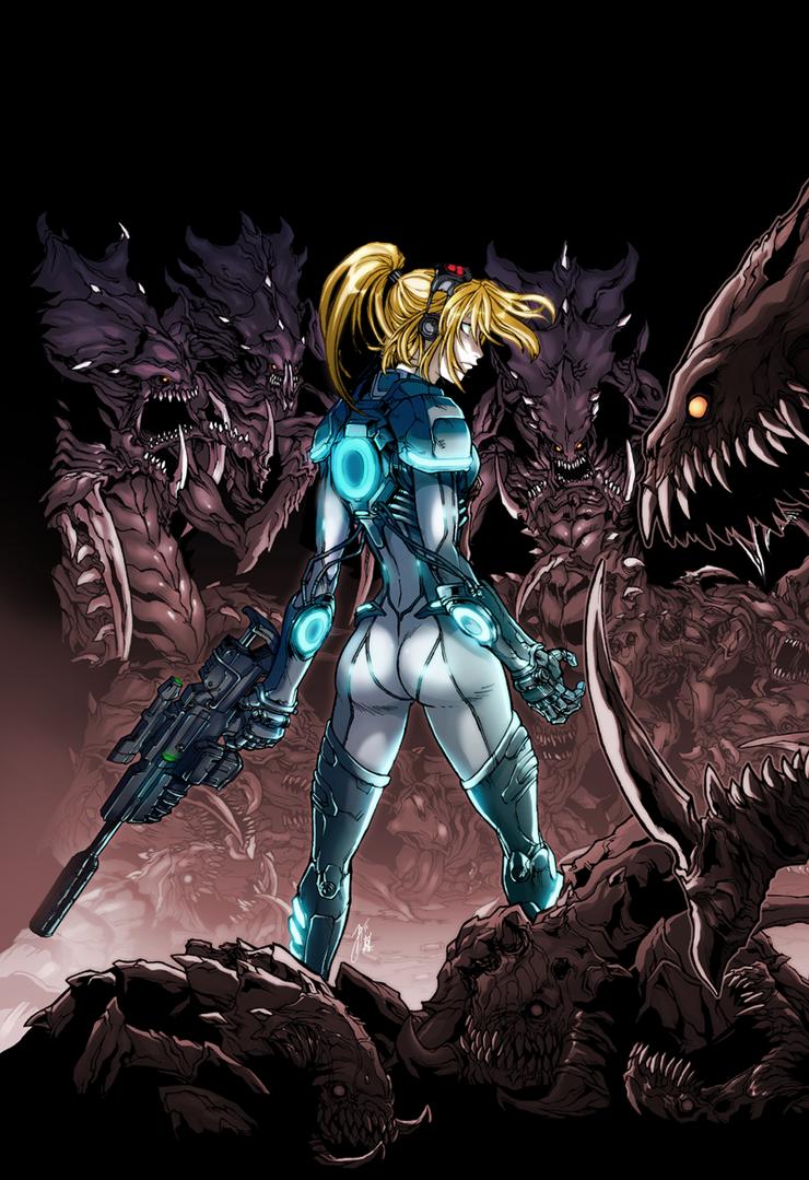 Starcraft_GA_vol3 by DewNoir