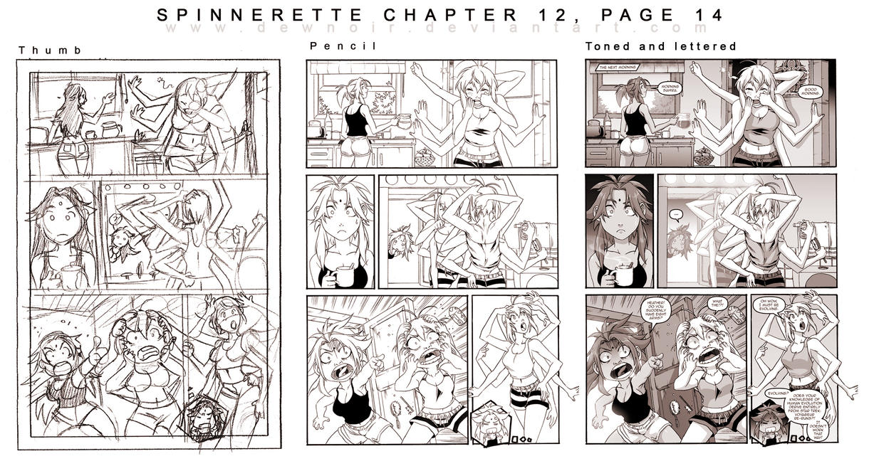 Spinnerette_ch12_page14_step_by_step by DewNoir