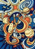 Space Oddity by Ilyich