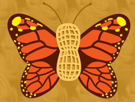 Peanut Butterfly