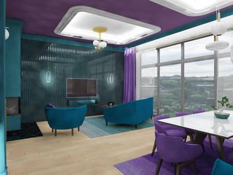 Living Room by reformalietuva