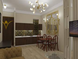 Deco Style Living by reformalietuva